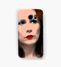 Donna Noble Pop Art Samsung Galaxy Case/Skin