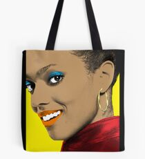 Martha Jones Pop Art Tote Bag