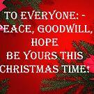 Happy Christmas Everyone by sarnia2