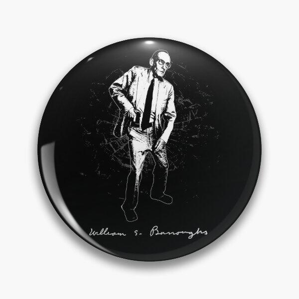 William S. Burroughs Badge