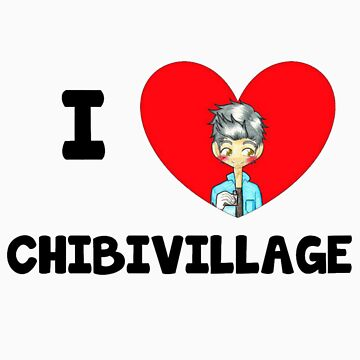 Max Joseph - I love chibi village!  by IamChibivillage
