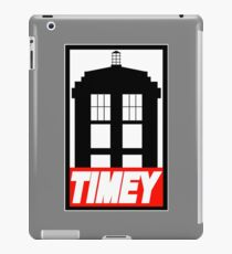 TIMEY iPad Case/Skin