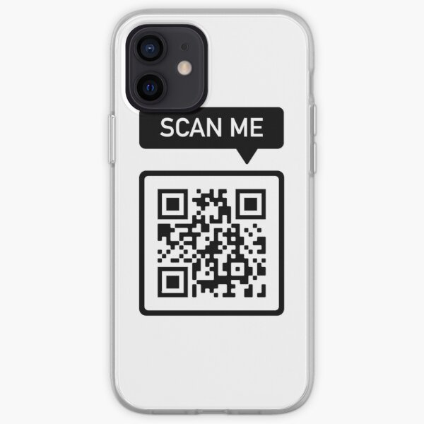 Code QR de PornHub Coque souple iPhone