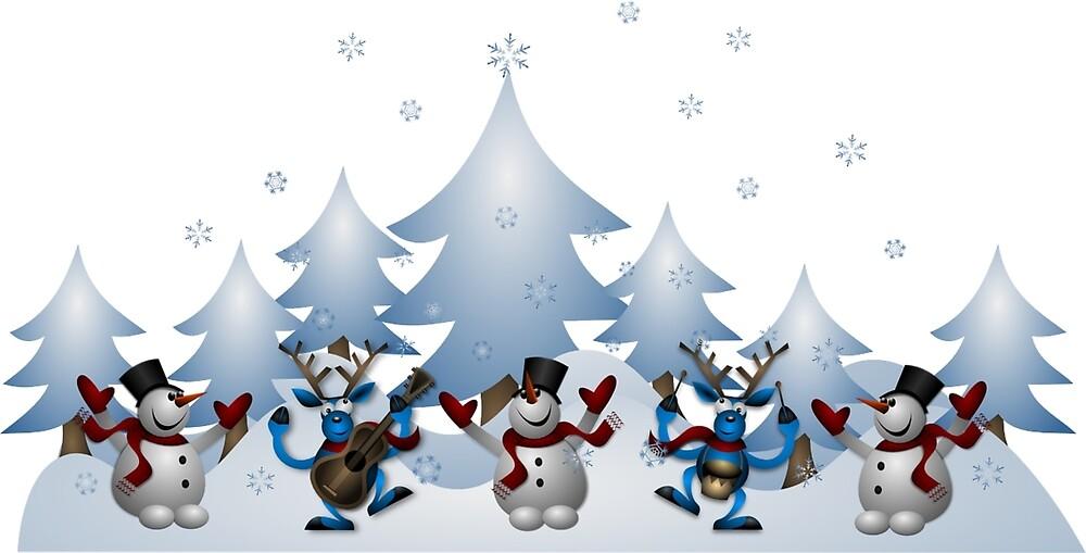 Christmas work 6 by akmanm