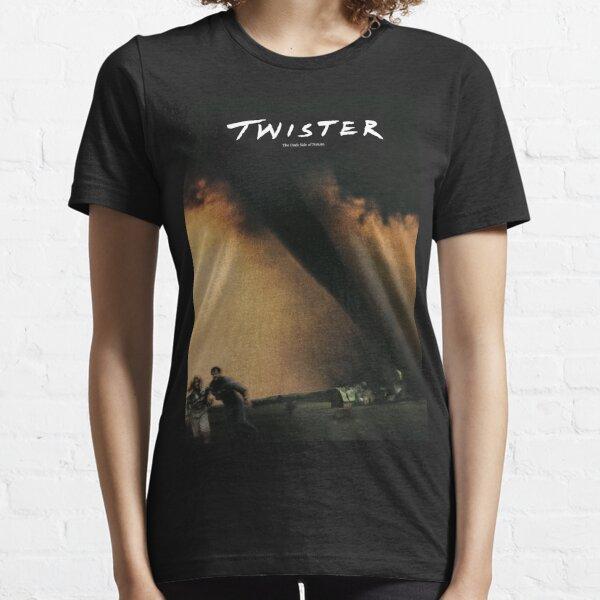 Mans Twister 1996 Movie Fashion Leisure Round Neck Essential T-Shirt