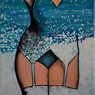 She Lives in the Sea by Lori Elaine Campbell