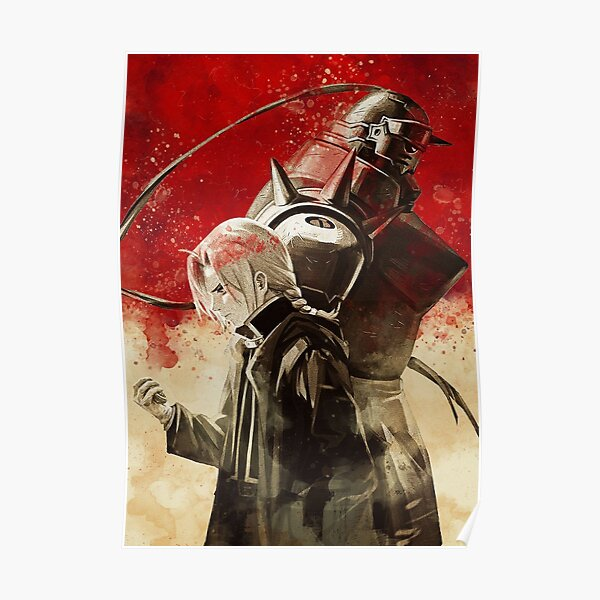 Fullmetal Alchemist 9  Poster