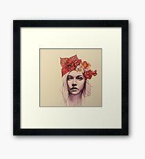 Joelle Framed Print