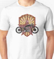 Bobber Job, motorcycle works Unisex T-Shirt