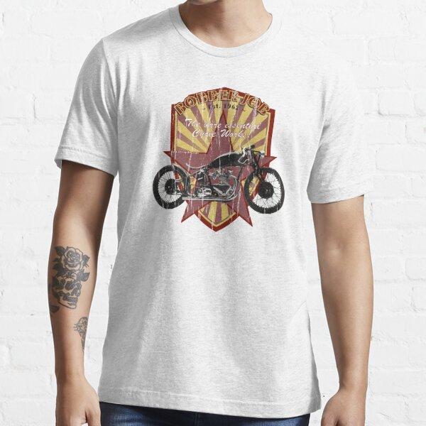 Bobber Job, motorcycle works Essential T-Shirt