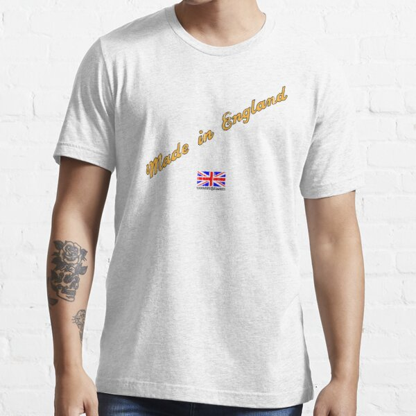 Made In England Essential T-Shirt
