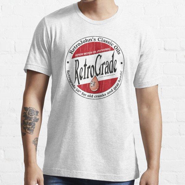 Retro Grade, classic motor oil Essential T-Shirt