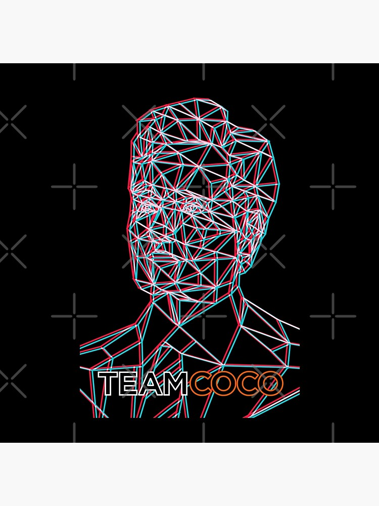 Team COCO (Anaglyph) by splode
