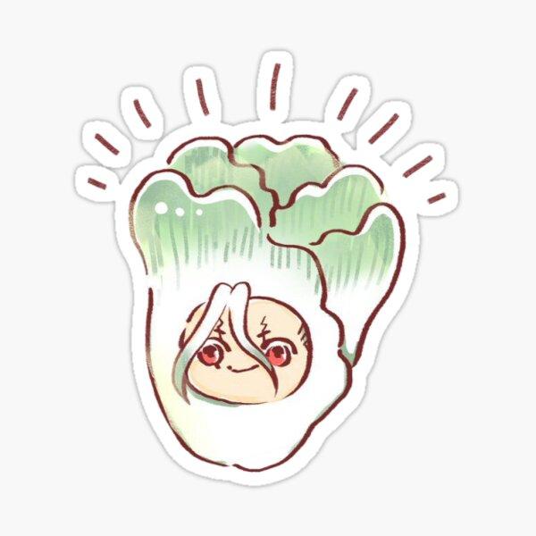 Dr. Veggie Sticker