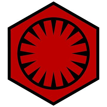 Emblem of the First Order by Eag2000