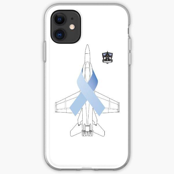 Blue Ribbon Hornet iPhone Soft Case