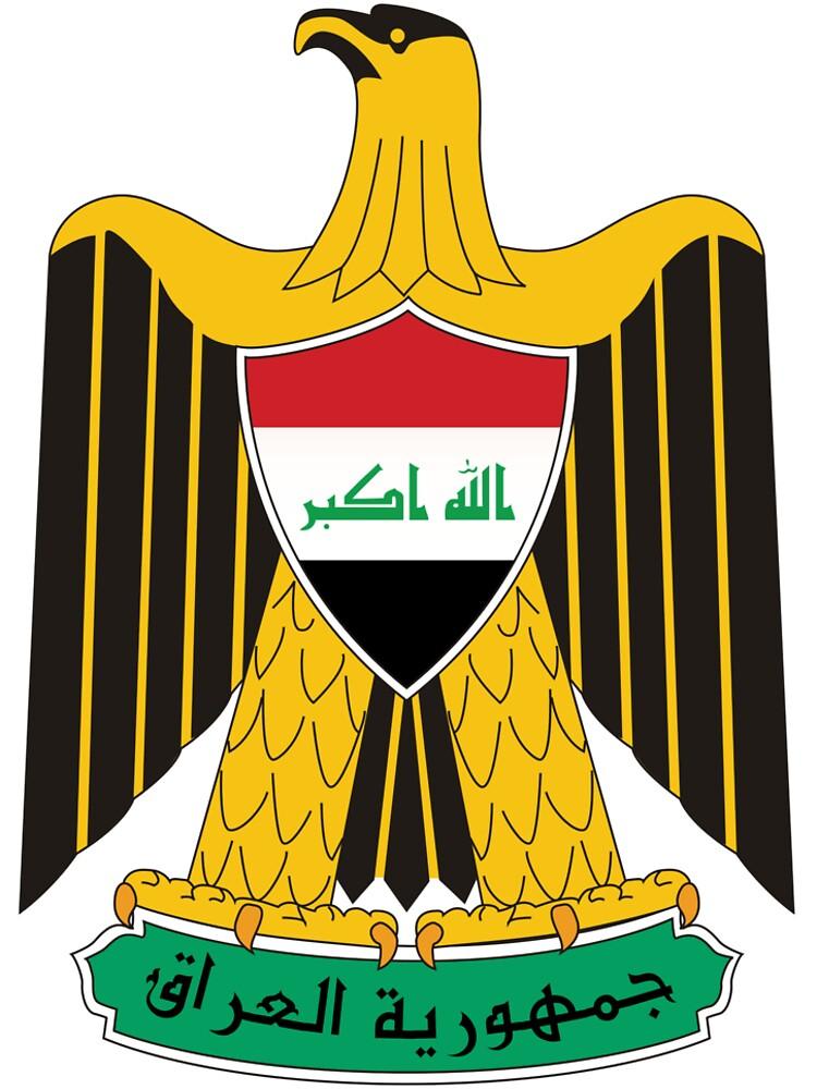 «Armoiries d'Irak» par abbeyz71