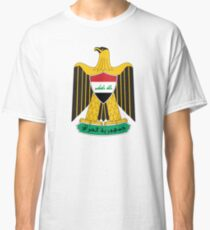 Coat of Arms of Iraq  Classic T-Shirt