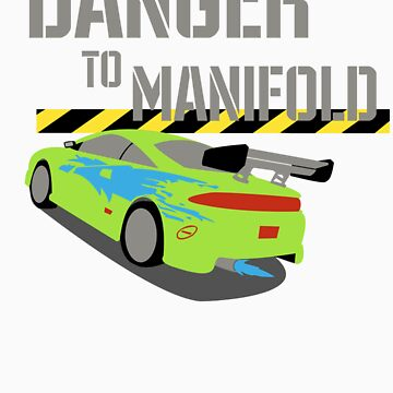 Danger To Manifold by bass-twitch