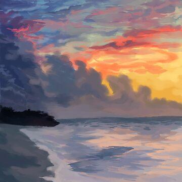Ocean Rise by peroxids