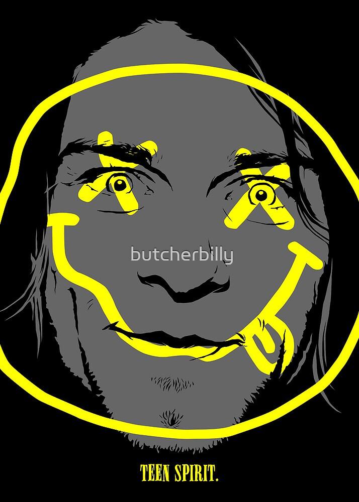 Teen Spirit by butcherbilly