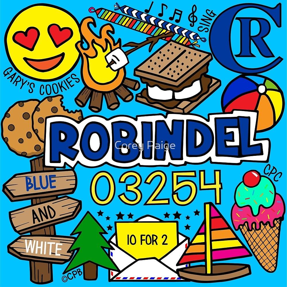 Lager Robindel von Corey Paige Designs