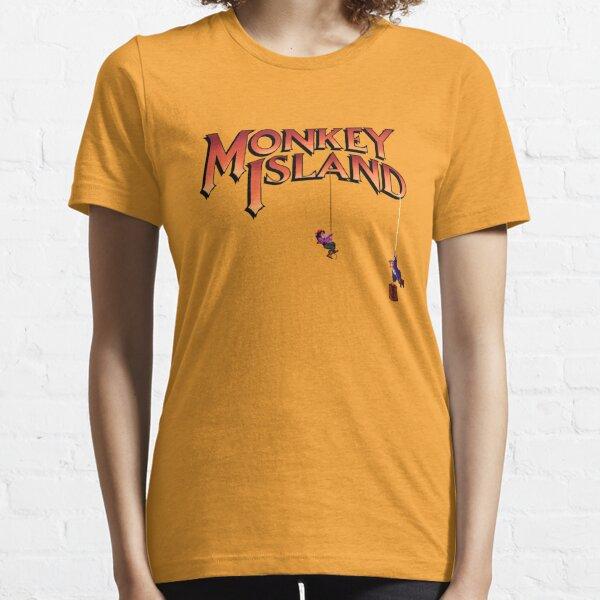 Monkey Island - Treasure found! Essential T-Shirt