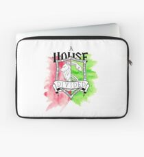 Wizard House Divided {Sly & Brave} Laptop Sleeve
