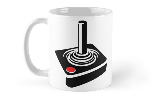 Atari Joystick Mug