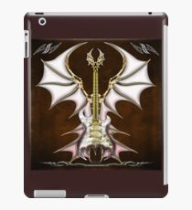Metal gothic Guitar iPad Case/Skin