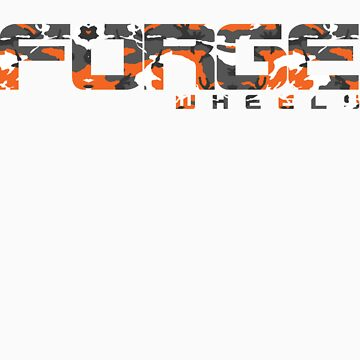 FORGE CAMO ORANGE by FORGEWHEELS