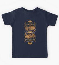 Camiseta para niños Dragones de Muzich