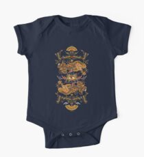 Muzich's Dragons Kids Clothes