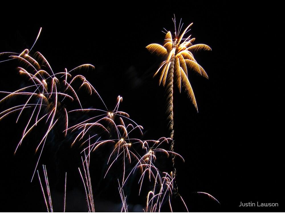Fireworks 2 by Justin Lawson