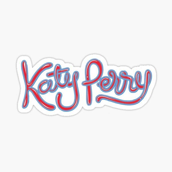 Katy Perry Pegatina