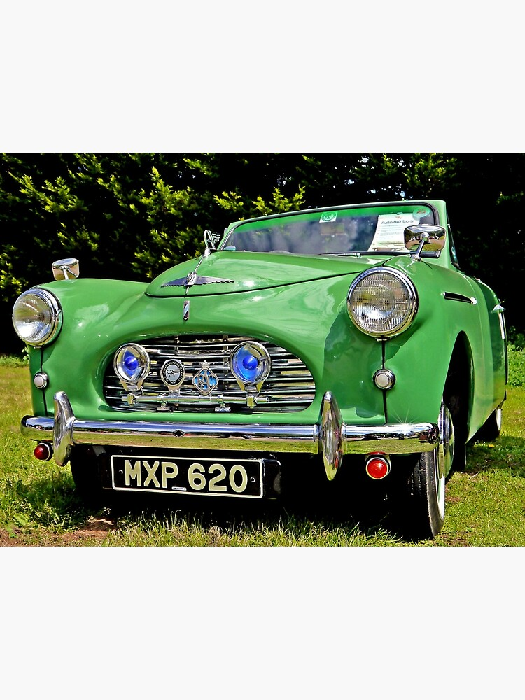 Austin A40 Sports by ScenicViewPics