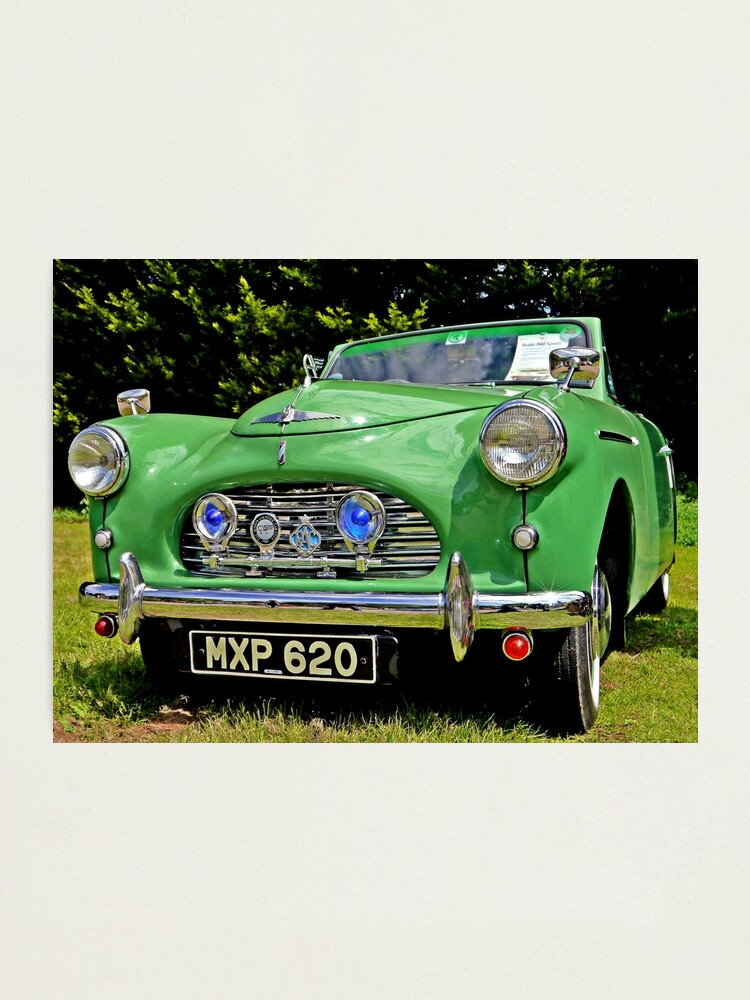 Alternate view of Austin A40 Sports Photographic Print