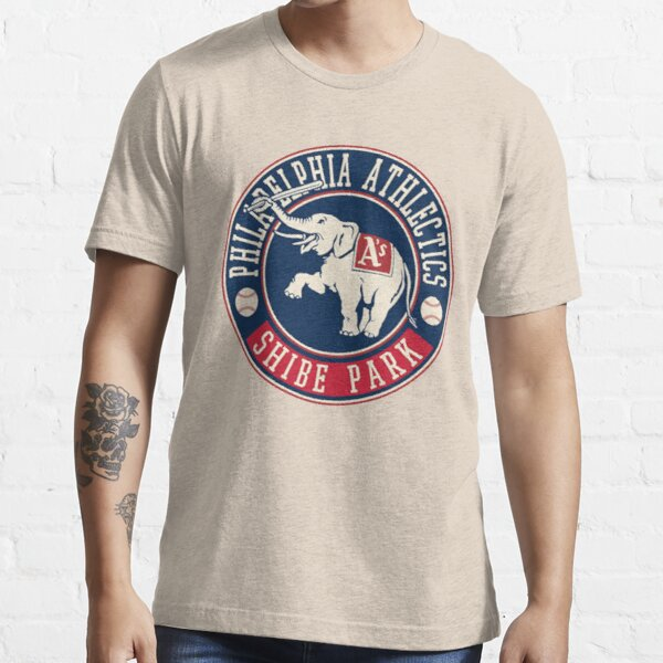 Defunct - Vintage Philadelphia Athletics - Shibe Park Essential T-Shirt