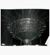 Inside The TARDIS Poster
