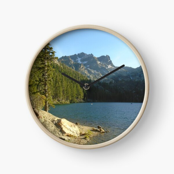 Sardine Lake  Clock