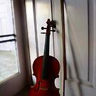 Violin by nksran
