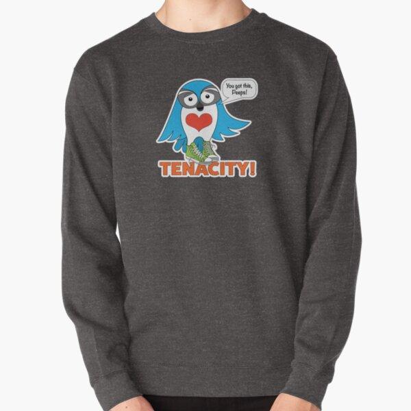Scrub J (Petaluma Art Chick) Pullover Sweatshirt