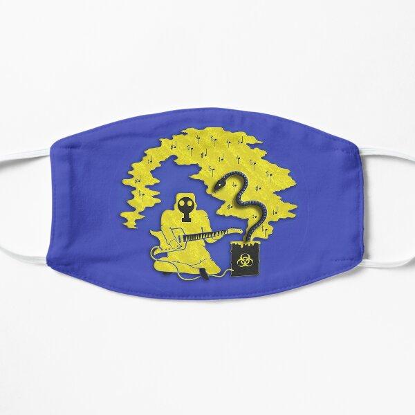 King Gizzard Lizard Wizard Microtonal Banana Album Cover Flat Mask