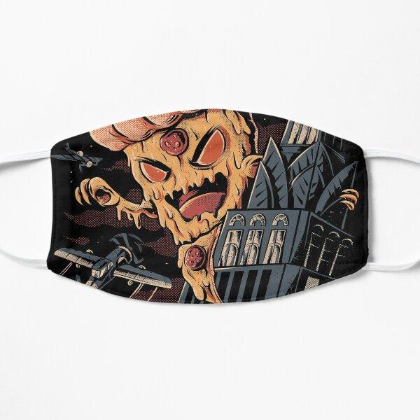 Pizza Kong Flat Mask