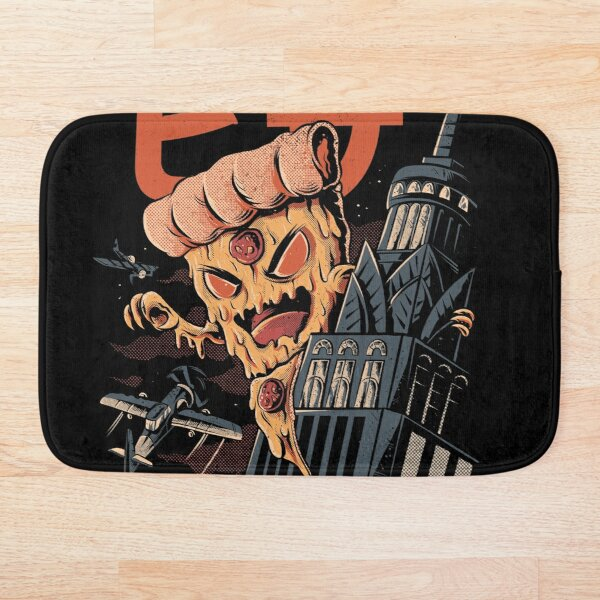 Pizza Kong Bath Mat