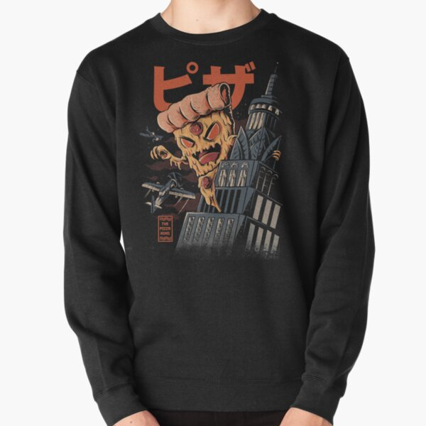 Pizza Kong Pullover Sweatshirt