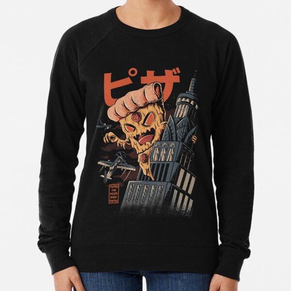Pizza Kong Lightweight Sweatshirt