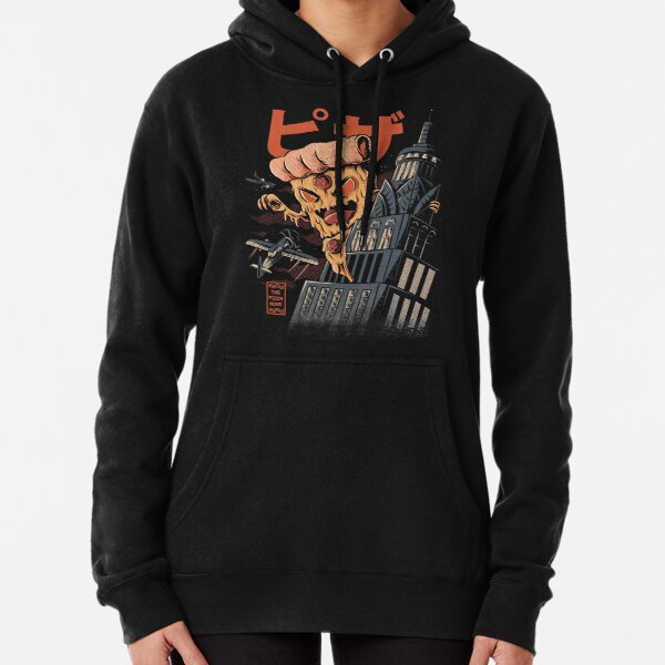 Pizza Kong Pullover Hoodie