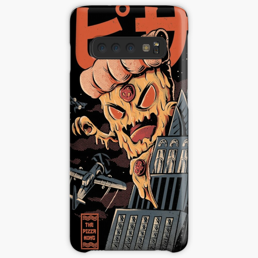 Pizza Kong Case & Skin for Samsung Galaxy