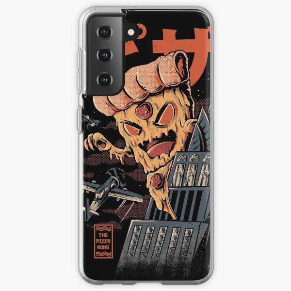 Pizza Kong Samsung Galaxy Soft Case